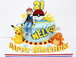 Cake Decorating Singapore Pokemon Theme Birthday Party Ideas U0026 Party Supplies In Singapore