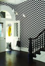 wallpapers for home interiors what is the chevron pattern and how to use chevron pattern wallpapers