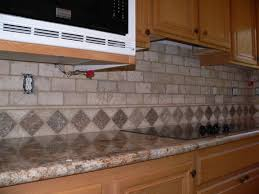 Kitchen Back Splashes by Backsplashes Travertine Tile Kitchen Backsplash Designs Do