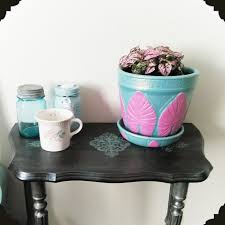 Shabby Chic Flower Pots by 68 Best Shabby Paints Chalk U0026 Shimmer Images On Pinterest