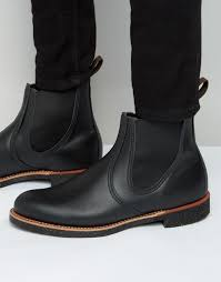buy boots near me wing chelsea ranger leather boots brown wing work