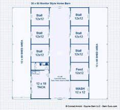 Woodworking Plans Toy Horse Stable by Barn Plans 4 Stall Horse Barn Plans Design Floor Plan Moi