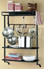 plate organizer for cabinet pan storage cabinet pot and pan rack wall mounted rack pot pan