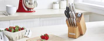 kitchen cutlery knives kitchen knives knife block sets kitchenaid kitchenaid