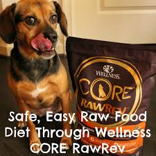 introducing a safe easy raw food diet through wellness core rawrev