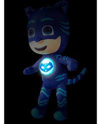 pj masks catboy glow soft pal night light bedroom