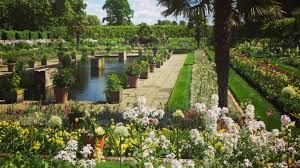 Kensington Pala Princess Diana Is Honoured With New Kensington Palace Garden