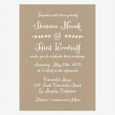 country wedding invitation wording wedding invitation wording that won t make you barf invitation