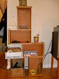 how to build a bookshelf from drawers drawers desks and shelves