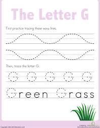 21 best the letter g images on pinterest preschool letters