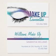 freelance makeup artist business card customizable makeup artist business card template makeup artist