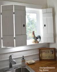 kitchen window shutters interior 10 diy indoor shutters hometalk