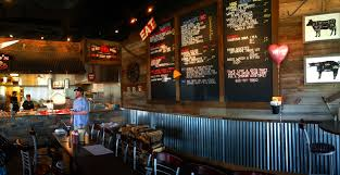 Restaurant Decor Ideas by Bbq Restaurant Interior Design Ideas Home Design Ideas