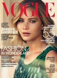 jennifer lawrence u0027s cover story in vogue magazine u0027s december 2015