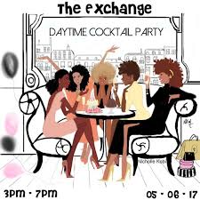 the exchange daytime cocktail party the lynk raleigh 6 may 2017