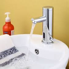 Touch Free Kitchen Faucets by Touch Free Kitchen Faucet Scan Kitchen