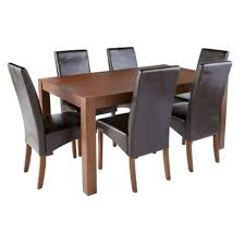 dining room sets michigan michigan dining table and 6 chairs at homebase be inspired and