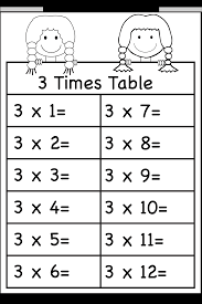 times tables worksheets u2013 2 3 4 5 6 7 8 9 10 11 and 12