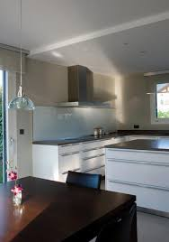 credence en carrelage pour cuisine carrelage pour cuisine blanche stunning charmant idee deco pour