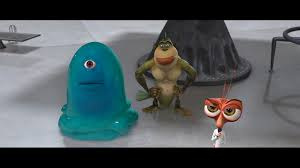 monsters aliens review doblu