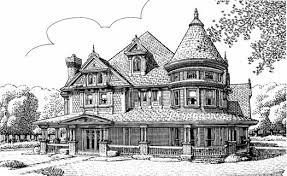 victorian style house plans plan 58 265