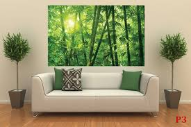 murals green a bamboo forest wall murals green a bamboo forest