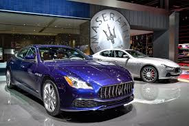 maserati sports car 2016 revamped maserati quattroporte and ghibli make paris debut by car