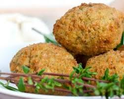 recette de cuisine libanaise avec photo recette de falafels légères ou boulettes de pois chiche libanaises