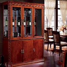 pint glass display cabinet interior design photo of contemporary buffet and hutch with glass