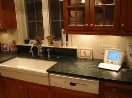 subway tile backsplash kitchen kitchen design alluring backsplash alternatives mosaic