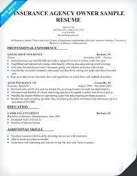 Resume Australia Template Insurance Agent Resume Examples Resume Example And Free Resume Maker