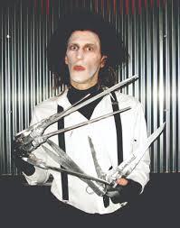 Edward Scissorhands Costume Thursday Night Fright U2013 The Antelope