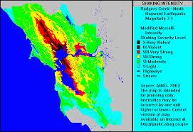 earthquake hazard map seismic hazard wikipedia