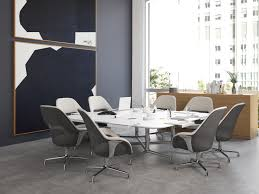 sw 1 elegant standard height conference tables coalesse