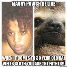 Maury Meme - povich be like