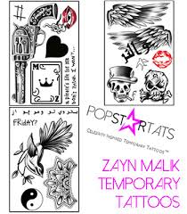 zayn malik tattoos u0026 meanings a complete tat guide