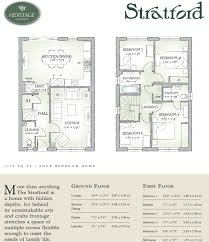 Redrow Oxford Floor Plan 4 Bedroom Detached House For Sale In Royal British Legion Village