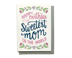 birthday card ideas for mom free printable invitation design