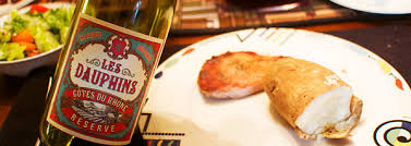 rhone cuisine this southern rhone wine can withstand the heat bottlereport com