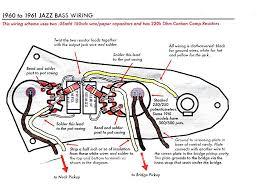 fender jazz bass circuit diagram p wiring beautiful images