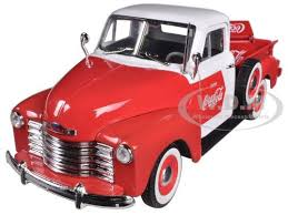 chevrolet truck coca cola with cooler 1 32 diecast car