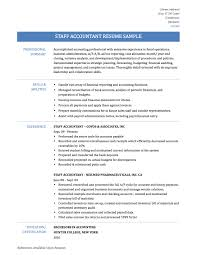 Forensic Accountant Resume Resume Cpa Certification