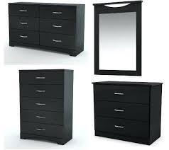 Modern Bedroom Dressers And Chests Black Bedroom Dresser Despecadilles