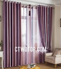 lilac bedroom curtains romantic lilac room darkening modern curtains