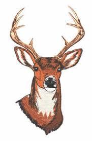 deer head dog terrified of taxidermized deer head