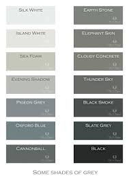 i love gray shades of grey chalk paint lime paint floor paint