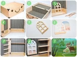simple barbie doll house plans