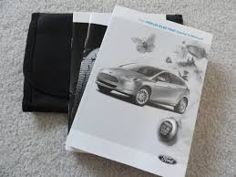 2014 ford focus owners manual ford amazon com books