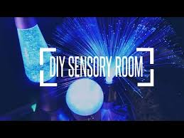 diy sensory room youtube