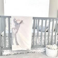 Owl Nursery Decor Crib Bedding Baby Owl Nursery Theme Decor Baby Woodland Fawn
